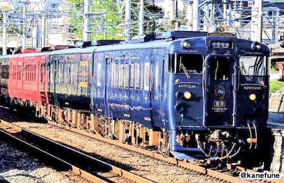 九州の観光列車でつなぐ鉄道旅 別府・天草で過ごす3日間