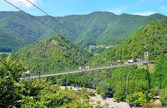 熊野三山の奥の宮 秘境玉置神社と日本三大美人の湯 龍神温泉 2日間