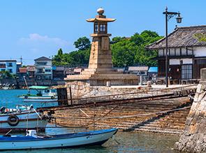 日本遺産の港町「尾道・鞆の浦」いいとこどり 日帰り