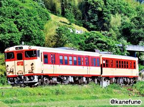 <おとなびメルマガ掲載コース>おもてなし列車「美作国やまもり号」と岡山名湯めぐり 2日間