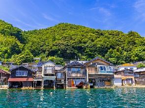 絶景の天橋立と伊根の舟屋 日本海が誇る海の幸のどぐろを食す 日帰り