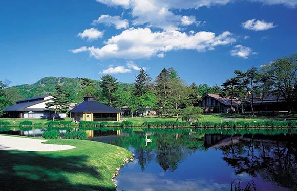 日本屈指の高原リゾート「軽井沢」で過ごす旅 軽井沢プリンスホテル