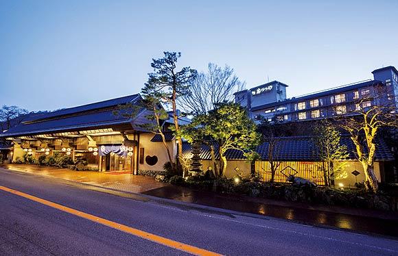 <10/2 読売新聞掲載>名湯 湯村温泉を代表する老舗旅館 佳泉郷井づつや