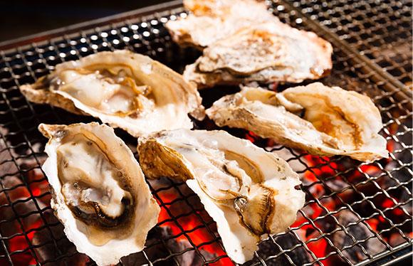 日本三景宮島120分フリータイムと焼きガキ70分食べ放題 日帰り