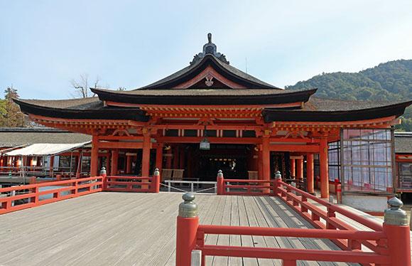 世界遺産厳島神社 初詣と初日の出クルーズ 2日間