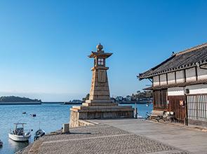 <10/9 朝日新聞掲載>日本遺産の港町「尾道・鞆の浦」いいとこどり 日帰り