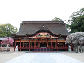 世界遺産宗像大社と初詣で訪れる太宰府天満宮 2日間
