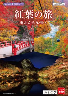 紅葉の旅(T8)