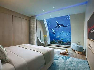 【シンガポール】ビーチ・ヴィラの「オーシャン スイート」に泊まるセントーサ島の休日4・5日(+シンガポール5・6日)